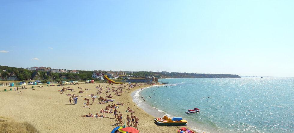 Пляж в 5 минутах ходьбы от любого номера